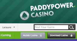 Paddy Power revue