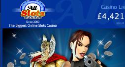 All Slots revue