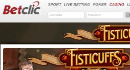 Betclic Casino revue