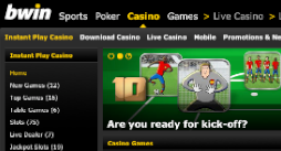 Bwin Casino revue