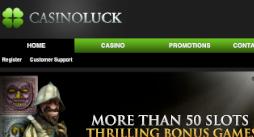 Casino Luck revue