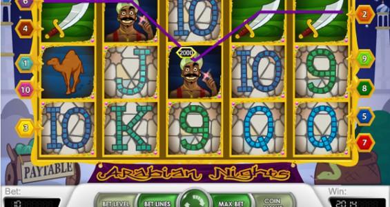 Jouez à la machine à sous en ligne Fortunate 5 sur Casino.com Canada