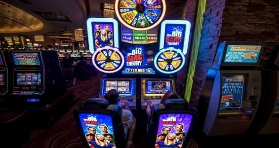 Slot park big bang
