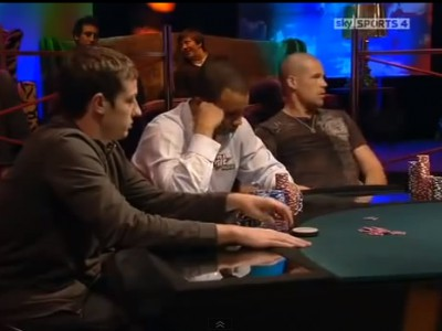 1.1$ million - le plus gros pot au poker à la télévision