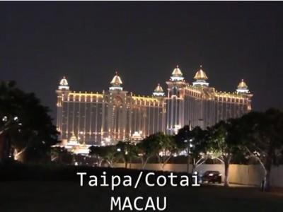 Un tour d'horizon de Macau la nuit